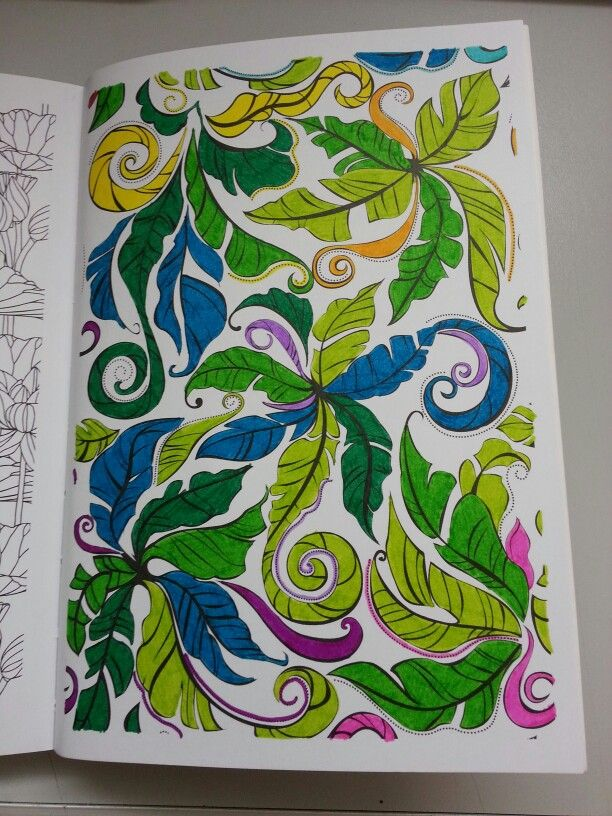 100 coloriage anti stress