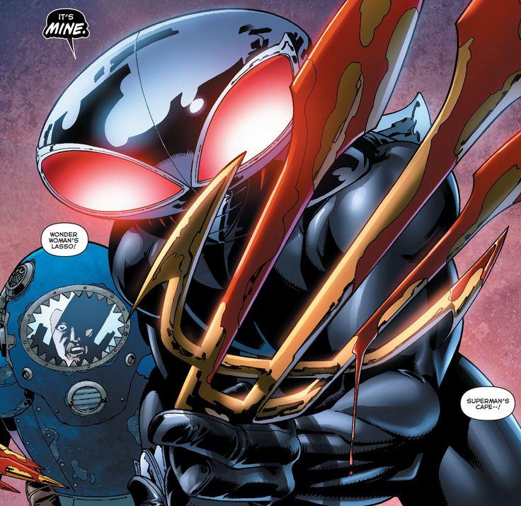 Black Manta (Aquaman 23.1) I only know Aquaman's greatest foe from Hanna…