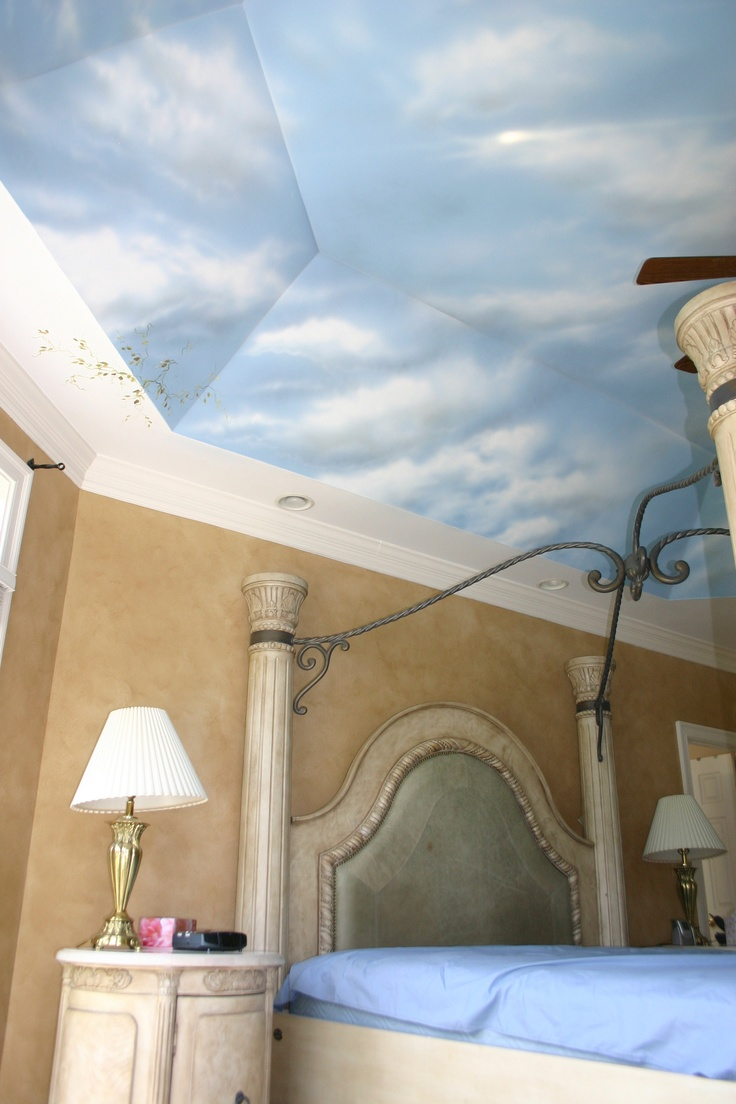 Google image result for for Ceiling mural painting techniques