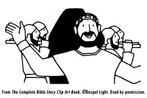 77 best Bijbel: David voor kleuters / Bible: David for