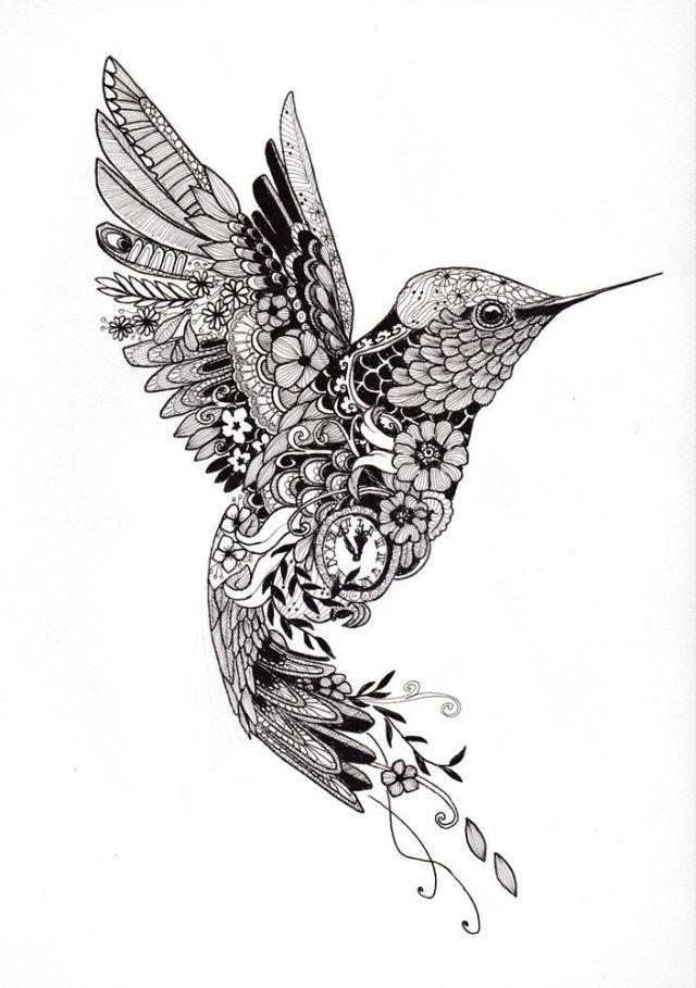Tattoo Vorlage Kolibri Kolibri Tattoo Vorlage