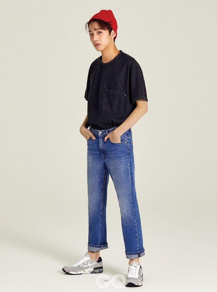 라이관린 GQ X 워너원 – 화보   GQ KOREA (지큐 코리아) 남성 패션 잡지