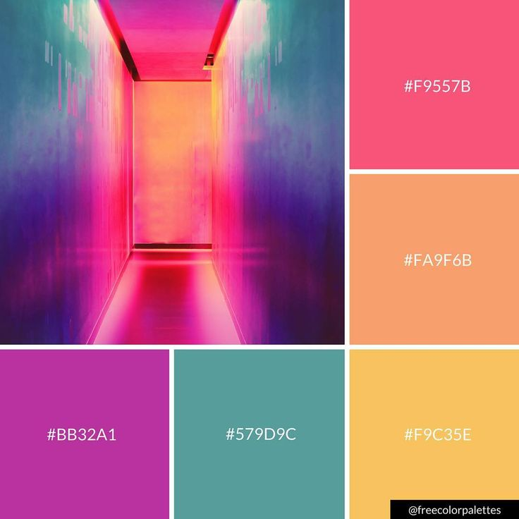 1751 best Palette Plans images on Pinterest | Color ...