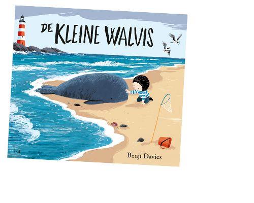 Nationale Voorleesdagen | Voorlezen, elke dag een feest! De kleine walvis is het prentenboek van het jaar 2017.