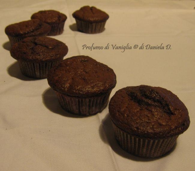 Starbucks muffin al cioccolato