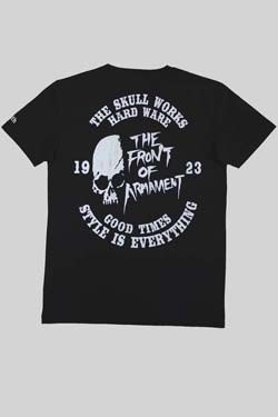 T-Shirt Crows Zero - The Front Of Armament H3