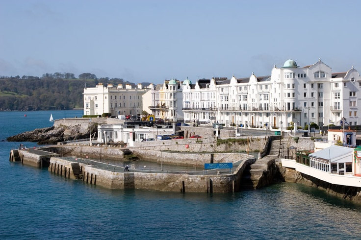 Grand Parade Sea Front - Plymouth