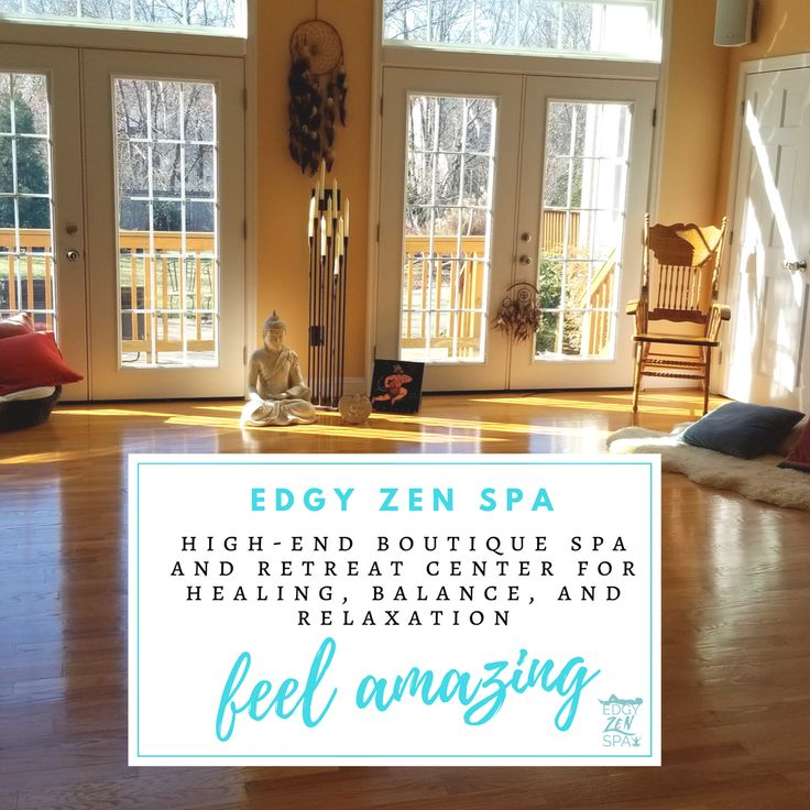 Edgy ZEN Spa is a high-end boutique spa and retreat center for healing, balance, and relaxation. Feel amazing today! #edgyzenspa #treatyourself #livewell #spatreatment #giftideas #winterholidays #esthetic #estetica #followme #like4like #belleza #salud #rejuvenecimiento #bellezas