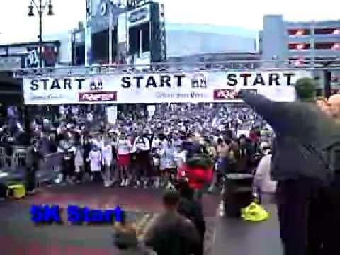 Detroit Free Press/Flagstar Marathon '04-Michigan Runner TV