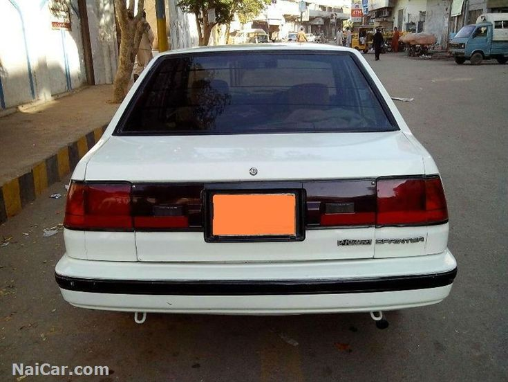 Toyota Corolla 1986 for Sale in Lahore, Pakistan - 4032