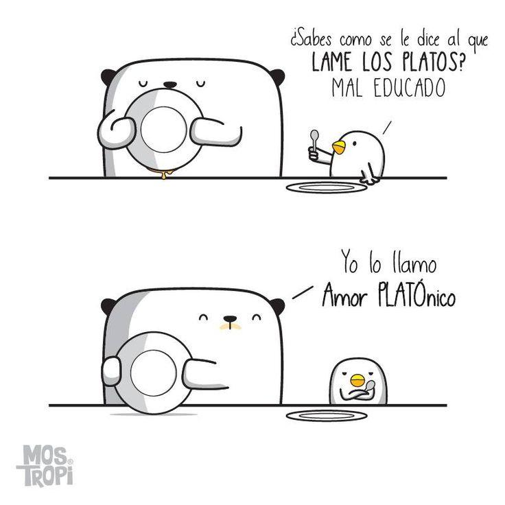 #Mostropi #AmorPlatonico #Ilustracion #Love #Amor