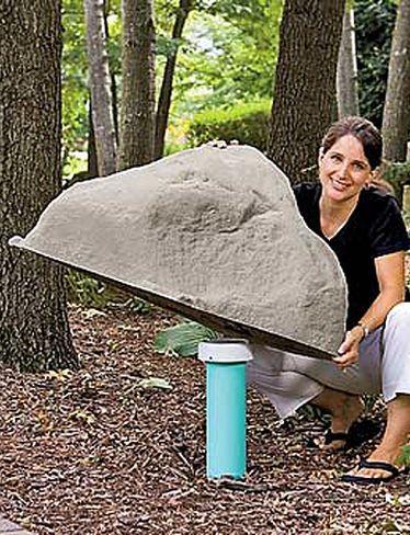 medium mock rock - Fake Rocks