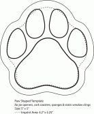 promopet -tiger template