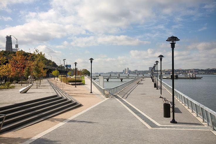The_West_Harlem_Piers_Park-by-W_Architecture-02 « Landscape Architecture Works   Landezine