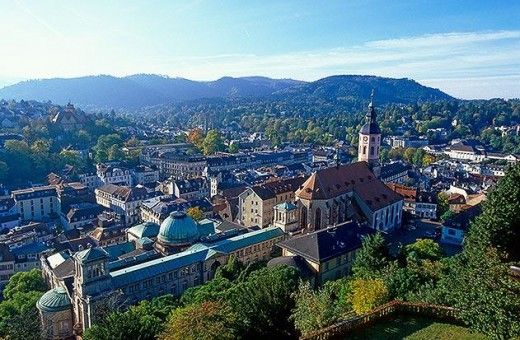 After traveling to Baden-Baden, Germany for a weekend trip, I have decided that this is the place to move to and retire in. Why? Well, it's in Germany, with plenty of fantastic food, beer, people, attractions, and history. You can't ask for more than that in a town!