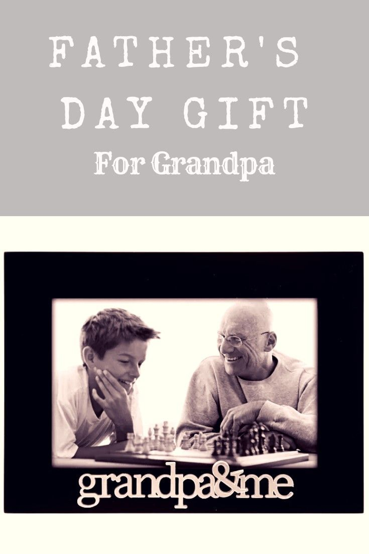 Capture the precious moments you spent with your grandfather with ...