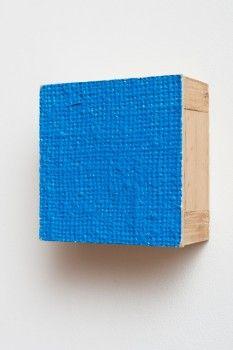 John Nixon, Blue Monochrome, 1993