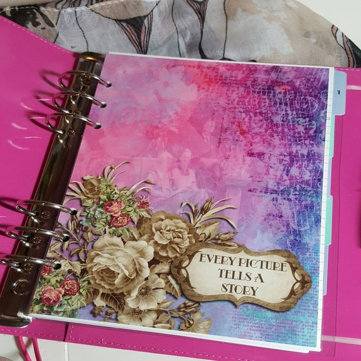 Every Picture..... A5 Planner Dashboard Ready to go by CarolFleetDesigns on Etsy