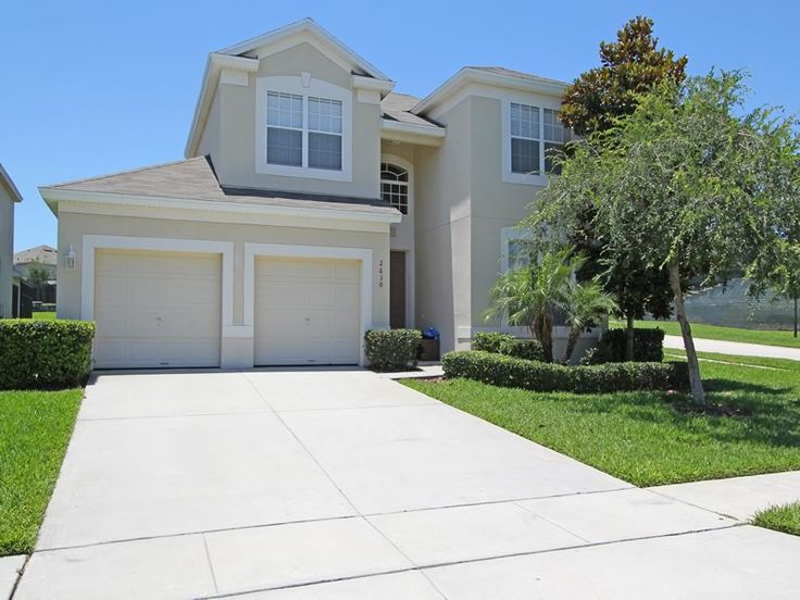 2630 Daulby Street, Kissimmee FL is a 5 Bed / 5 Bath vacation home in Windsor Hills Resort near Walt Disney World Resort