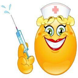 No smiles when u gotta inject !  High sugars no fun ,stress ,sickness, steroids !!!
