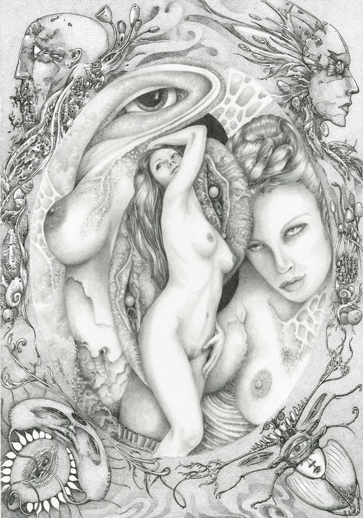 Lilith by Janelle McKain and Richard Kirk  janellemckain.deviantart.com