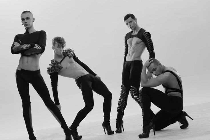 Guys in Heels | Kazaky