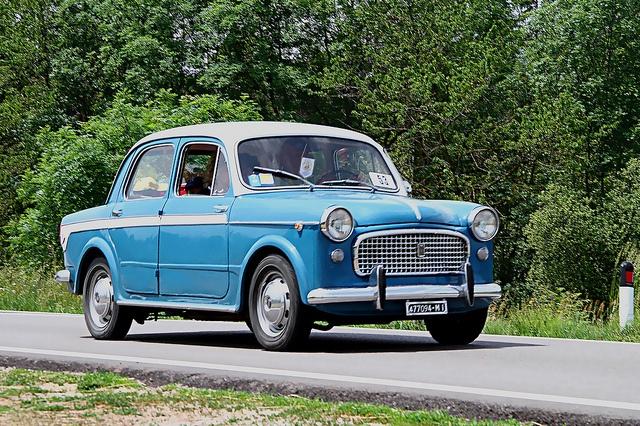 FIAT 1100 - 103H Lusso, via Flickr.