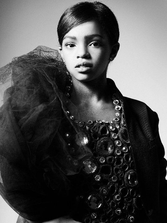 Lauryn Hill and Rohan Marley's daughter Selah has been wowing all with her recent photos in Teen Vogue.