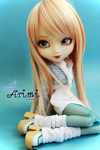 Poison Girl Pullip Dolls | les pullips de poison girl arimi pullip aquel  -  Pinned 2-29-2016.