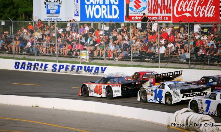 Barrie Speedway