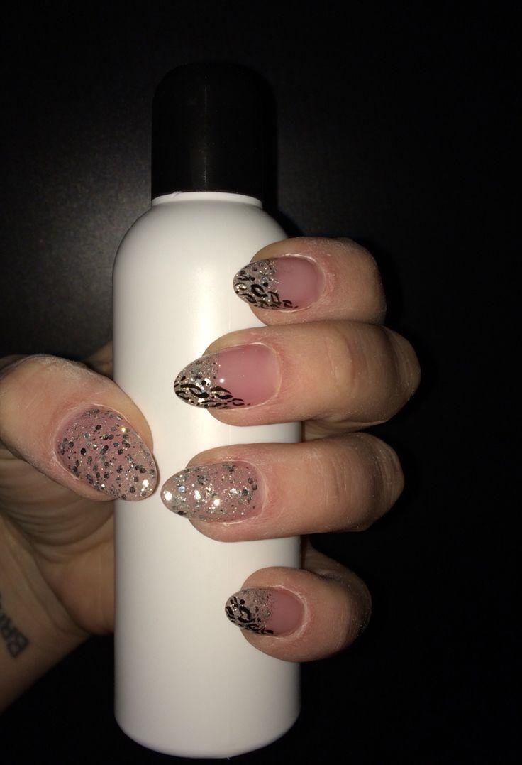 Feest nagels ( bij mezelf )