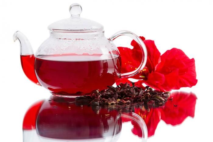Hibiscus Tea from The 10 Best Teas for Weight Loss (Slideshow)