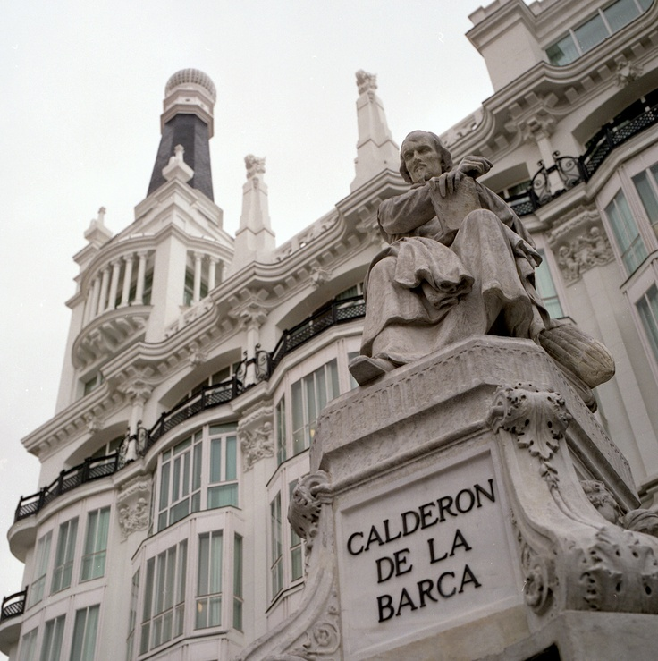 Plaza de Santa Ana.