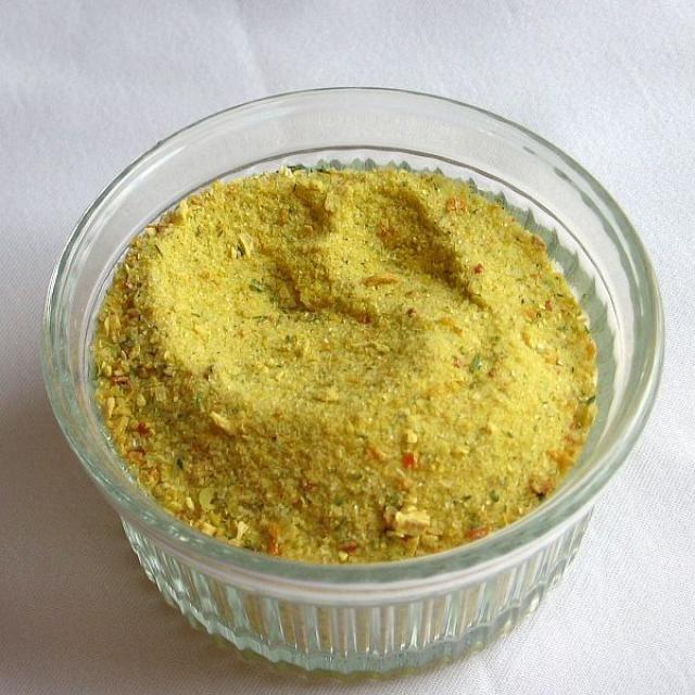 Homemade Vegeta Seasoning Mix Recipe - MSG-Free Homemade Vegeta