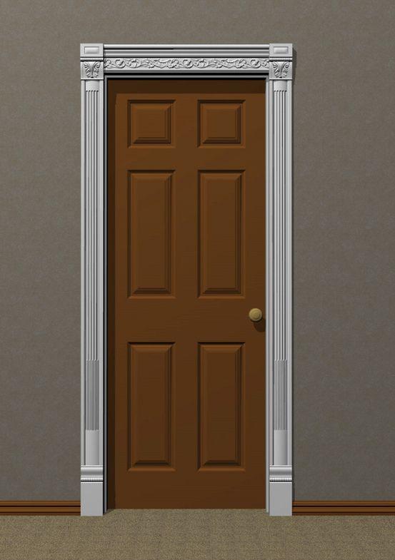 door trim styles - Google Search & 24 best beading images on Pinterest | Door design Wood doors and ...