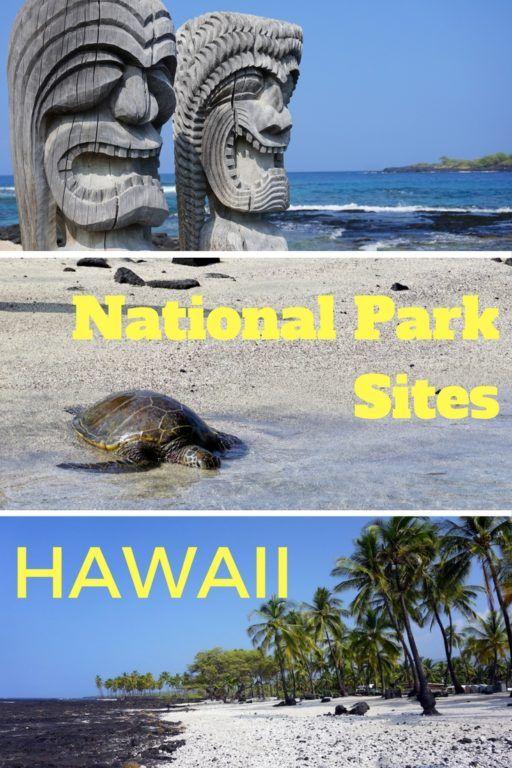 Guide and tips for visiting the National Park Sites in the Big Island of Hawaii, USA including Volcanoes National Park, Puuhonua o Honaunau National Historical Park and Kaloko-Honokohau National Historical Park