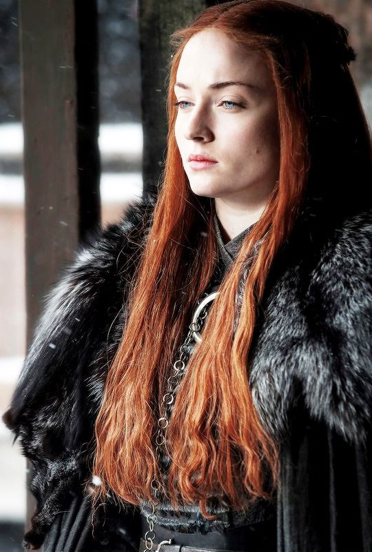 i'm a fan of chaos — gameofthronesdaily: New S7 still of Sansa Stark.