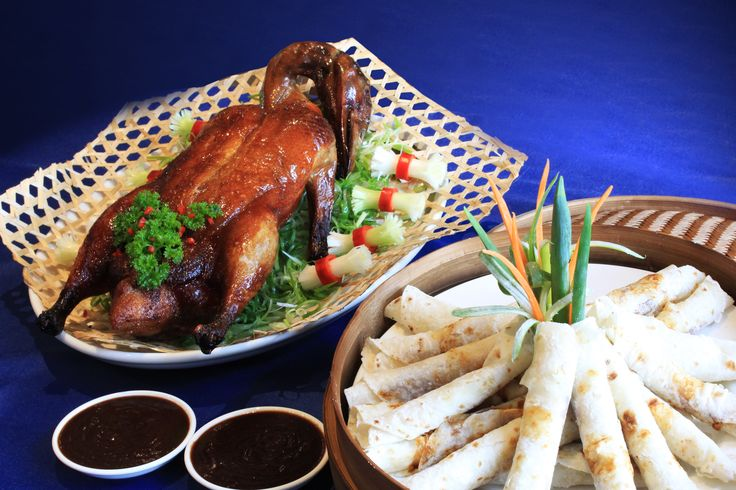 """Special A La carte menu """"Bebek Peking""""  The simplest great tastes from our famous duck dishes from Beijing and the meat is prized for its thin,crisp skin, with authentic versions of the dish serving mostly the skin and little meat is Bebek Peking our culinary team will provide the best menu at A la carte.  #DiscoveryAncol #duck #peking #dishes"""