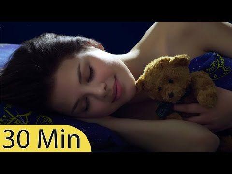 30 Dakika Süper Uyku Müziği: Meditasyon Müziği, Uyku Müziği, Sakinleşme Müziği, Rahatlama ☯604B - YouTube