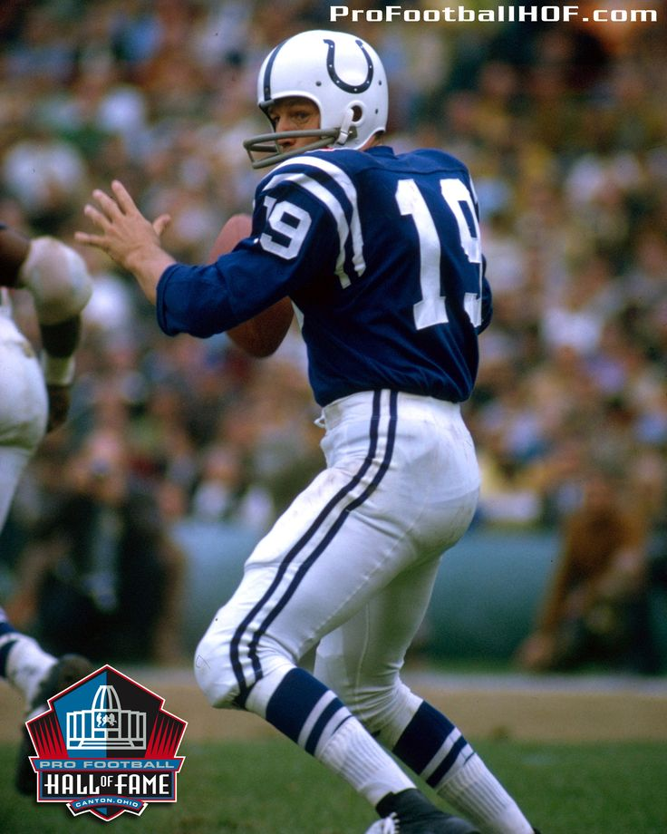 May 7, 1933 - Johnny Unitas, Pro Football Hall of Fame Class of 1979, was born in Pittsburgh, Pennsylvania. Click on image for Johnny U's complete HOF bio.