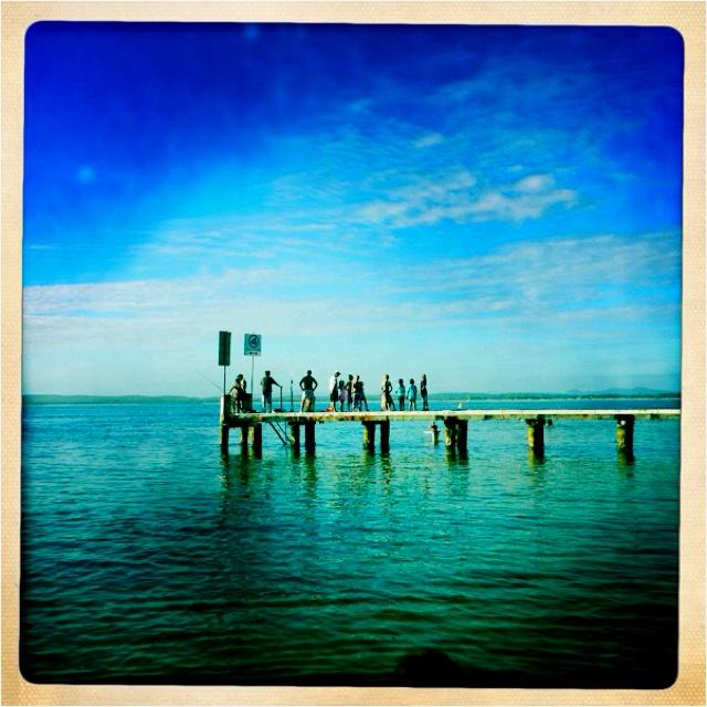 Shoal Bay, NSW Australia
