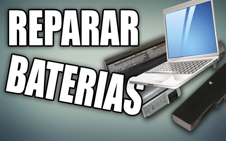 COMO REPARAR BATERÍA DE LAPTOPS (FACIL Y RAPIDO) -2015