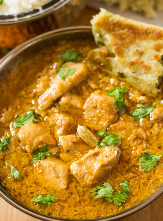 Best 25 chicken korma recipe ideas on pinterest chicken korma easy chicken korma curry forumfinder Gallery