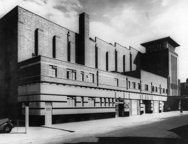 The State Cinema Grays, Essex. Where I spent most of my teenage years...