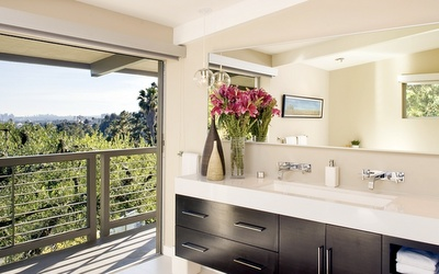 17 best images about jeff lewis designed rooms on for Jeff lewis bathroom design ideas