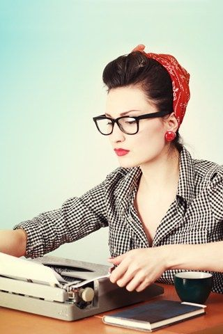 GLAMOUR Writing School: How to Get Your Character Walking Off the Page - Writing