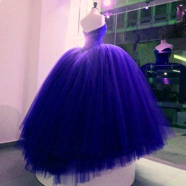 Seksi bordo uzun kraliyet mavi balo dress balo boncuk hint kabarık anne kızı gelinlik modelleri vestido de formatura