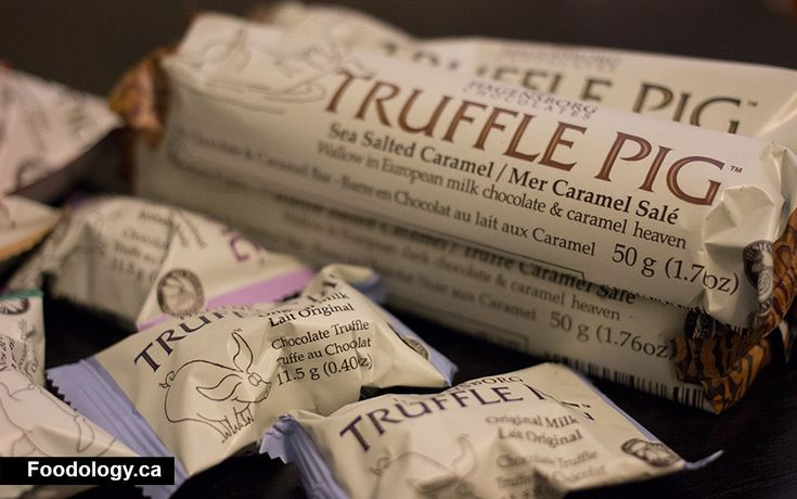 Foodology foodie picture of Truffle Pig Bar Chocolates