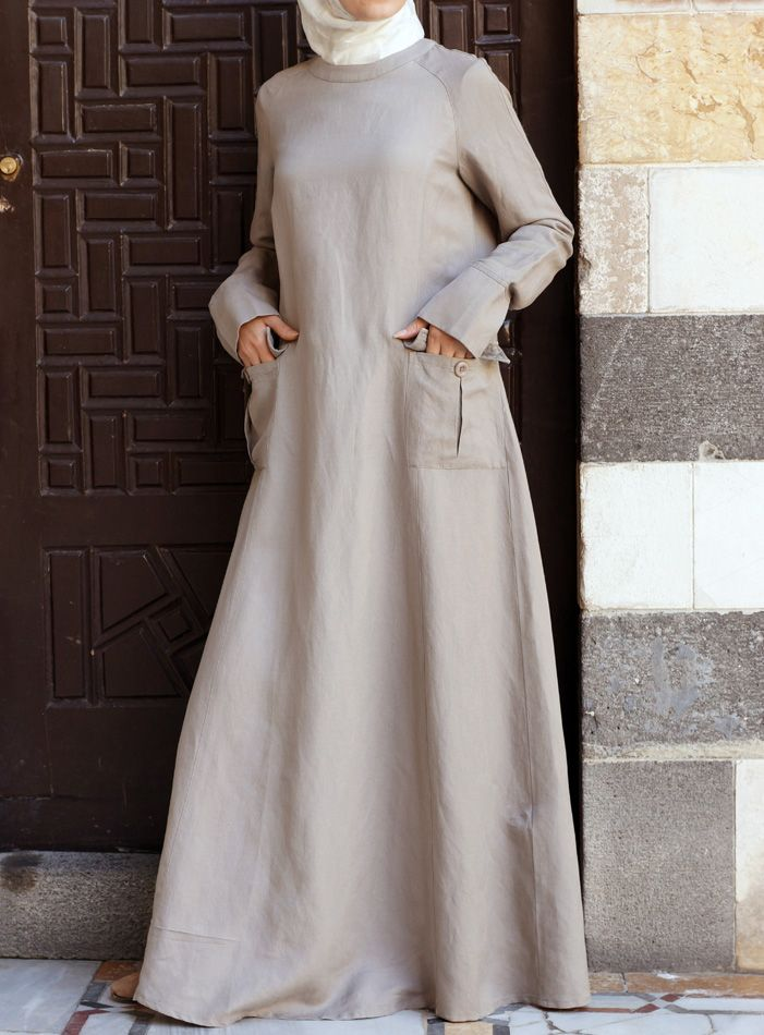 Cargo Pocket Dress