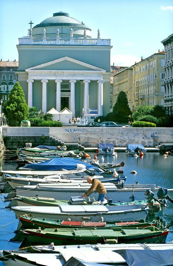 San Antonio Church, Trieste, Province of Trieste, Friuli Venezia Giulia